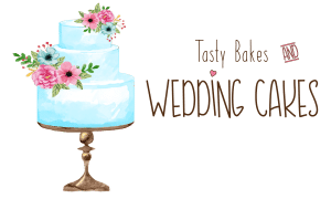 Tasty Bakes and Wedding Cakes Logo
